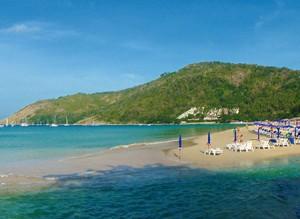 Phuket Island radio Rawai Beach Phuket