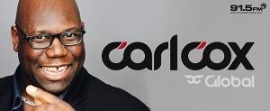 Phuket Radio Shows, Carl Cox Global