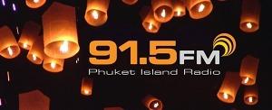 Phuket Island Radio, Phuket FM Radio Night Music