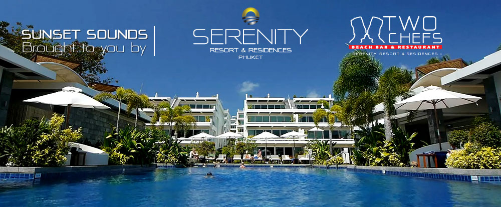 sunset sounds with serenity resort and residences