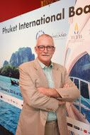 Andy Dowden owner of Phuket International Boat Show.