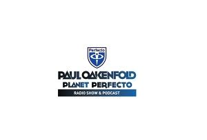 Planet perfecto logo Paul Oakenfold International DJ